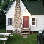 Exterior of Cottage #6