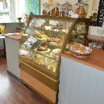 Scrumptious Cake Counter