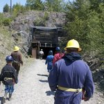Timmins Underground Gold Mine Tour Foto