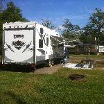 Campsite - Alot of room