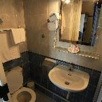 Bathroom at room no 7