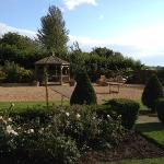 The Herb Garden at Chapel Down