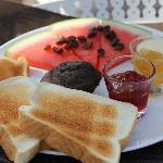 Breakfast - sweet option
