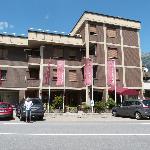 Hôtel Le Pageot, Aoste