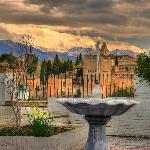 Vista de la Alhambra desde el Albaizín