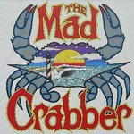 The Mad Crabber Logo