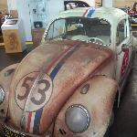 Herbie the film star
