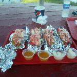 Wicked good lobster rolls