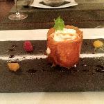 Dessert at La Table