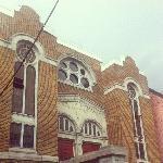 One of Kensington Market's beautiful buildings