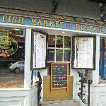 Фотография Fish Market Restaurant