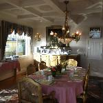 Breakfast Area, Main House