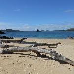 plage privée de Sakatia