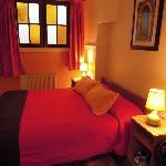 primera habitación que estuvimos