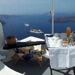 Private balcony with breakfast - unbeatable!