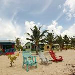 Colourful Tradewinds Cabanas