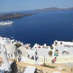 Another beautiful view from Thira