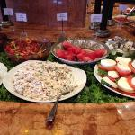 Endless Salad Bar