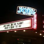 Oklahoma Joe's lives up to it's claim!