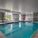 Pool, Spa, and Sauna