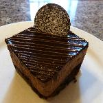 La Bella Africana... chocolate with chocolate with chocolate.