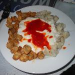 Mmmm...Turkish Ravioli!