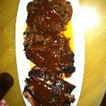 smokehouse platter