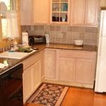 Well equipted Kitchen Granite tops
