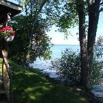View of Lake Manitou