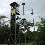 that freaking high tower..... but I made it... yohooo....