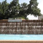 Ft Worth Water Gardens