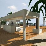 Spiaggia Privata Al Castello Luxury sul Lungomare di Reggio calabria