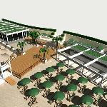 Calajunco beach resort spiaggia privata lungomare di Calabria riservata per Al Castello Luxury