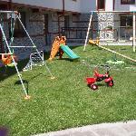 Garden - playground for children