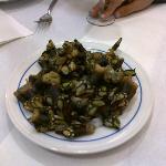 barnacles fresh, the sea flavor
