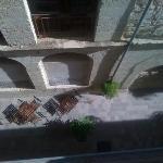 Via Saieva from the terrace
