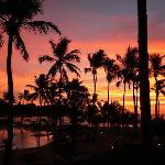 tramonto vista camera (NON è ritoccata)