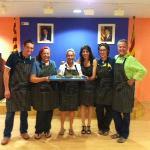 Nuestro equipo de catering