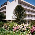 Jardin et côté de l'hotel