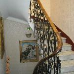 charming stairway