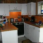 Terrific little kitchen