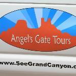 Foto de Angel's Gate Tours
