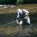 Fishing the Big Thompson