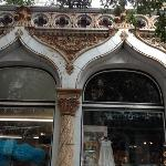moorish architecture in Savannah, GA!