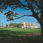 Nick's Grill is located in the Nick Faldo Golf Institute Clubhouse at the Marriott Grande Vista