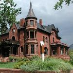 Historic Mansion - Eccles Community Art Center