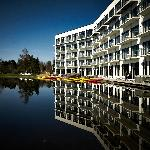 Suite au bord de l'eau - Lakeside suites