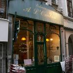 The Restaurant Frontage