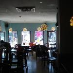 Cafe on Hayfield Street