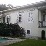 Villa elegance poolside